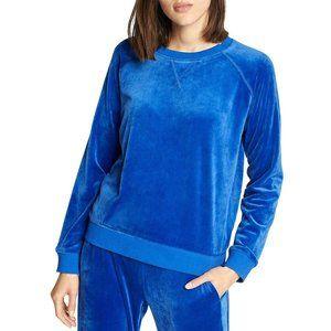 NEW!!! Velour Crewneck Everyday Pullover Sweater